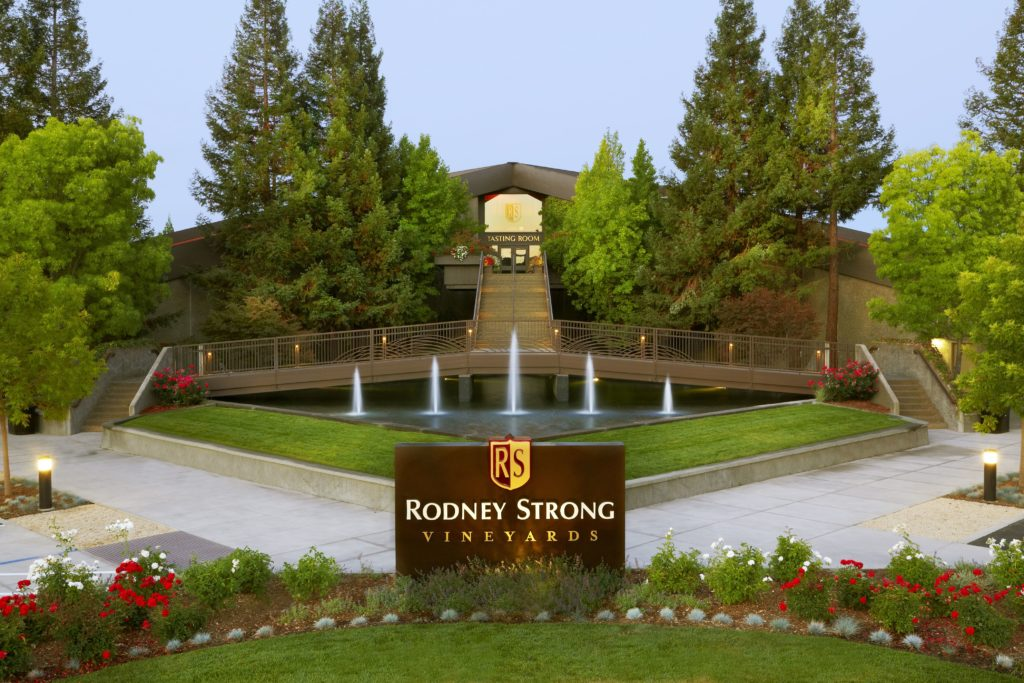 Rodney Strong - Sustainable winery