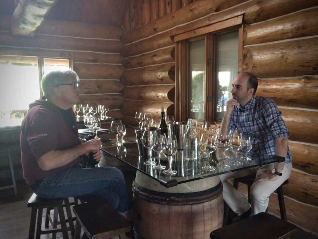 artisan winemaker