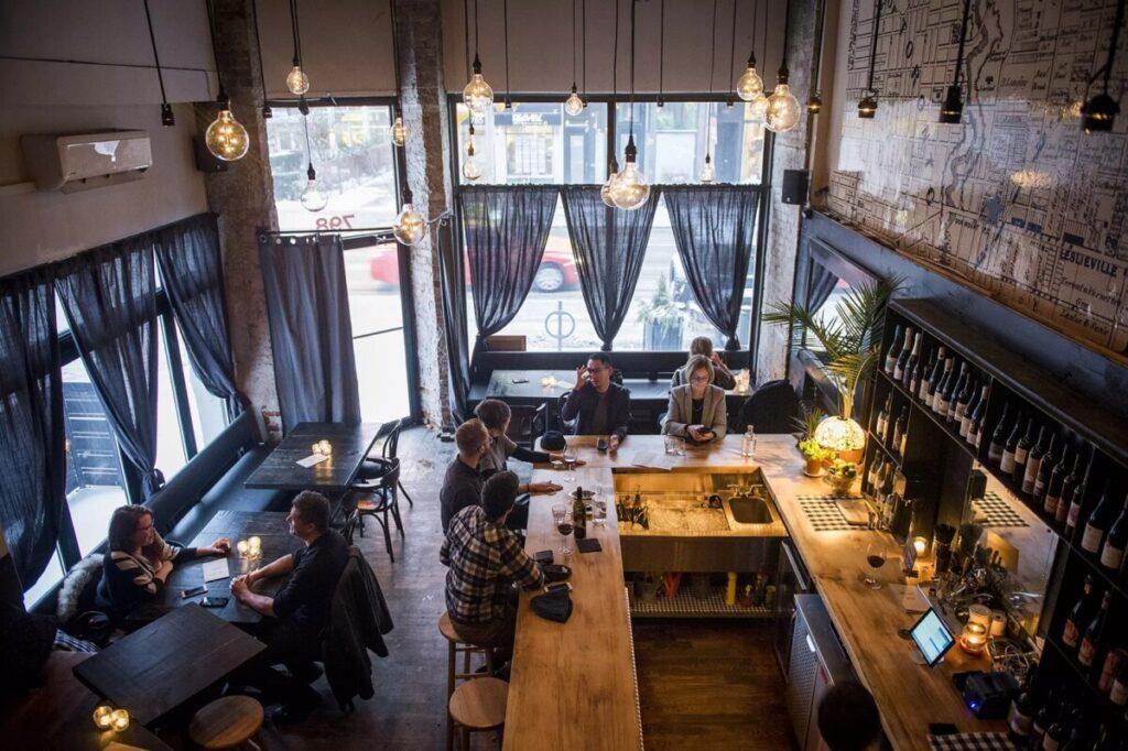 Chez Nous Wine Bar