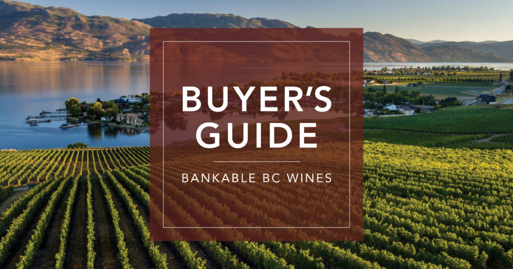 BC Wines Buyer's Guide