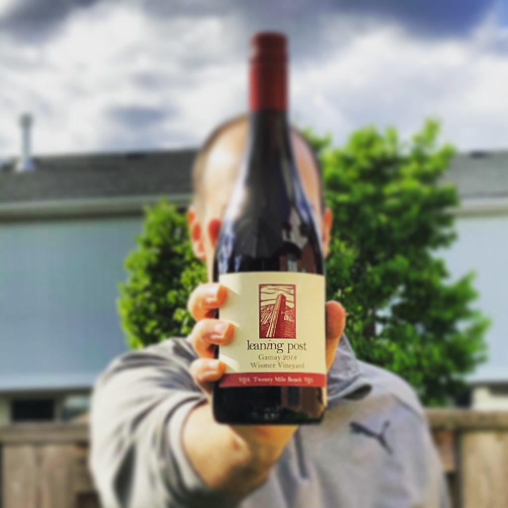 Leaning Post Gamay Noir