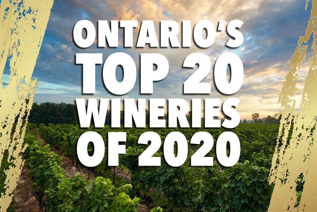 Ontario's Top 20 Wineries