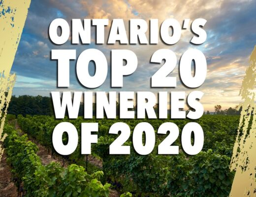 Ontario's Top 20 Wineries