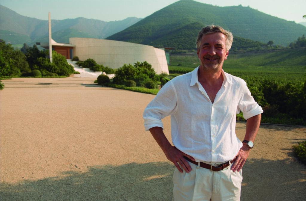 Icon Wines: Eduardo Chadwick