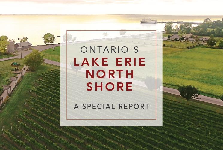 Lake Erie North Shore Report